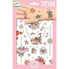 Tatuajes las joyas de Fiona