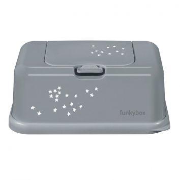 Funkybox Plata estrellitas