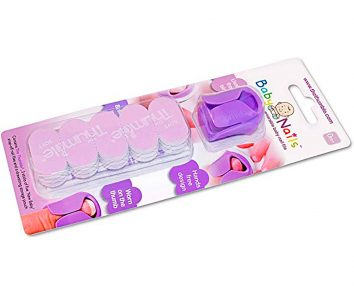 Lima para uñas bebé de Baby Nails