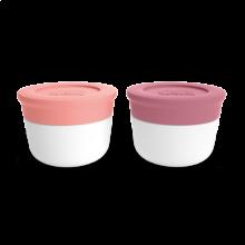 Recipiente para salda Monbento flamingo-rosa blush
