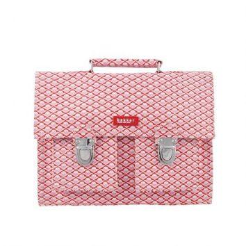 Mini cartera en tonos rosas de Bakker made with love