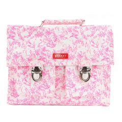 Mini cartera Jouy rosa de Bakker made with love