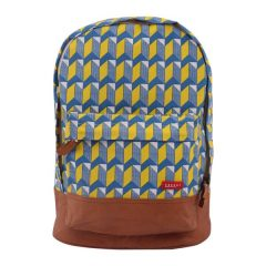 Mochila Backpack Watanabe Yellow de Bakker made with love