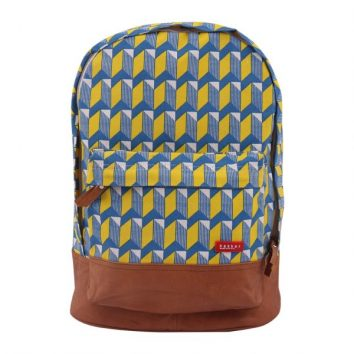 Mochila Backpack Watanabe Yellow de Bakker made with love