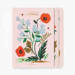 Libretas Botanical de Rifle Paper co