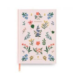 Cuaderno Wildwood Fabric de Rifle Paper co