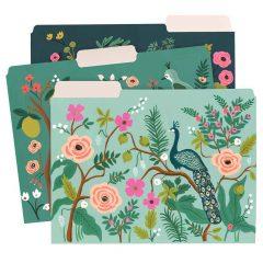 Subcarpetas Shanghai Garden de Rifle Paper co