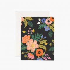 Postal floral de Rifle Paper co