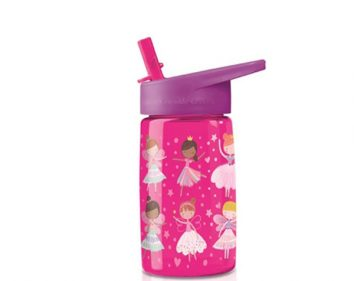Botella Tritán Pink Wonders