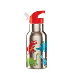 Botella térmica dinosaurios