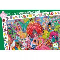 Puzle Observación Carnaval 200 piezas de Djeco