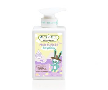 Crema hidratante Simplicity de Jack and Jill 300 ml