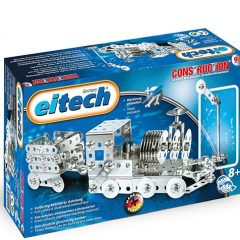 eitech train with trailer