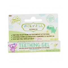 Gel para dolor de encías de Jack and Jill
