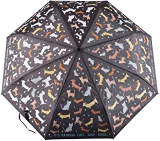 Paraguas cambia de color animales de Floss and Rock