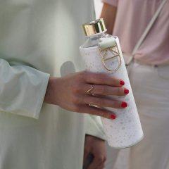 Botella de cristal piel essence 750 ml de Equa