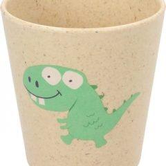 Vaso para el cepillo dinosaurio de Jack and Jill
