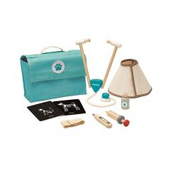 Set de veterinario de Plantoys