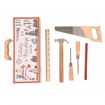 Caja herramientas pequeña