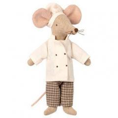 Ratón chef de Maileg
