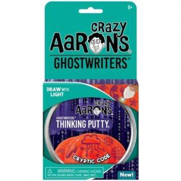 Plastilina inteligente Cryptic Code de Crazy Aarons