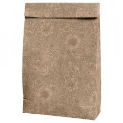 Bolsa de regalo con estampado de flores de Maileg
