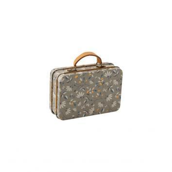 Suitcase metal Merle dark de Maileg