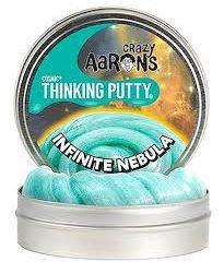 Plastilina inteligente Infinite Nebula de Crazy Aarons
