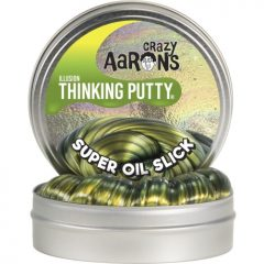 Plastilina inteligente Super Oil Slick de Crazy Aarons