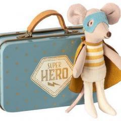 Ratón SúperHéroe de Maileg