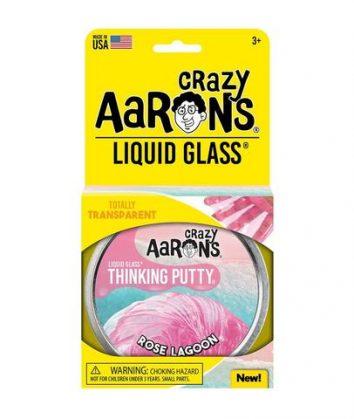 Plastilina inteligente Rose Lagoon de Crazy Aarons