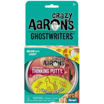 Plastilina inteligente Secret Scroll de Crazy Aarons