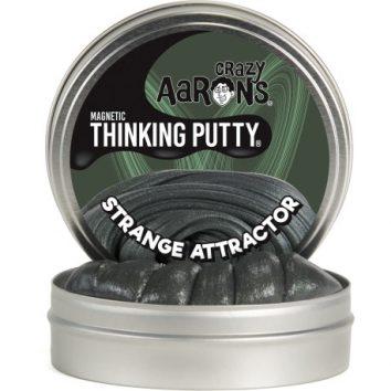 Plastilina inteligente Strange Attractor de Crazy Aarons