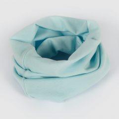 Cuellito azul pastel