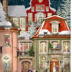 Calendario Adviento La Avenida de Navidad de Spiegelburg