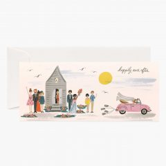Postal Despedida de Boda de Rifle Paper Co