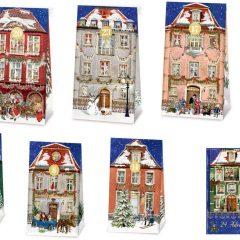 24 bolsitas Calendario Adviento de Spiegelburg