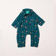 Pijama navideño A winters Walk de Little Green Radicals