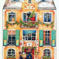 Calendario Adviento La Casa en Navidad de Spiegelburg