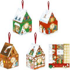 Calendario Adviento 24 casas de Navidad de Spiegelburg