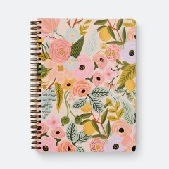 Libreta de espiral Garden Party pastel de Rifle Paper Co