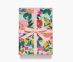 Papel de regalo Garden Party de Rifle Paper Co