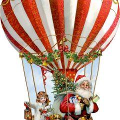 Calendario de Adviento Fiesta en el Globo de Spiegelburg