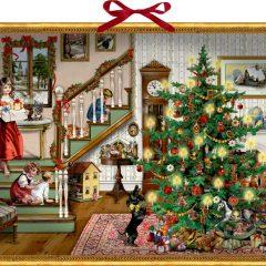 Calendario Adviento Juguetes de Navidad de Spiegelburg