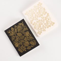 Libretas Gold Foll de Rifle Paper Co