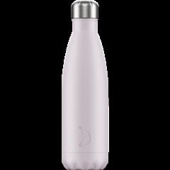 Botella térmica lila pastel 500 ml