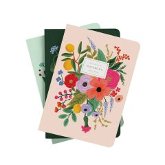 Libretas Garden Party de Rifle Paper Co