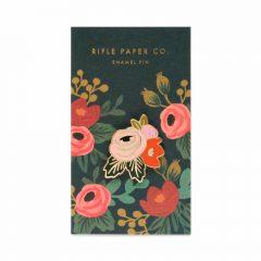 Pin Rosa de Rifle Paper Co