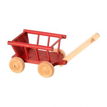 Vagón en color rojo de Maileg