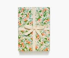 Papel de regalo Wildflower de Rifle Paper Co